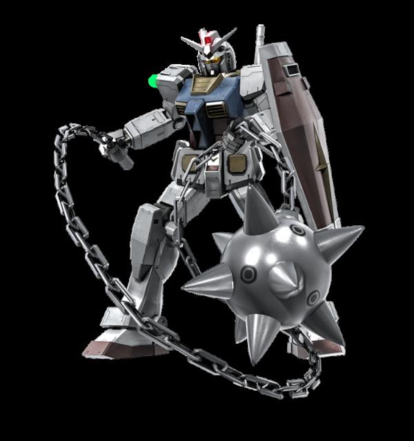 "Gundam RX-78-2 BO2 Sticker 6/"" Decal"