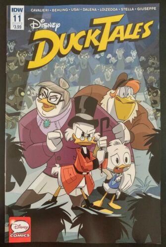 2018 IDW Comics ~ VF//NM Comic Book DUCKTALES #11b Disney