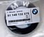 BMW-Emblem-82mm-Front-Hood-Rear-Trunk-Badge-Roundel-2-Pins-e60-e46-e39 thumbnail 1