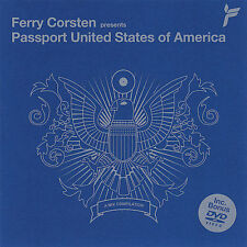 Ferry corsten blueprint 2cd 2 cd ebay ferry corsten passport united states of america cd dvd new not sealed malvernweather Image collections