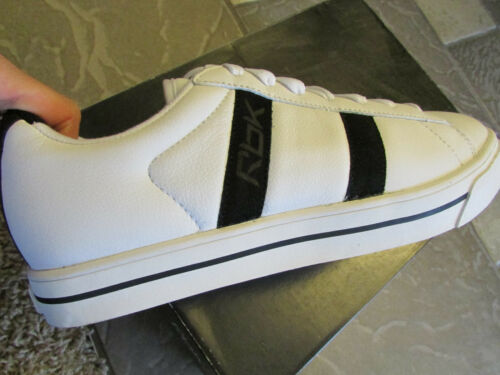 Reebok Athletic 883191810548 4 180977 Basketball Business Mens Rbk New White Shoes 10 gxwBF6