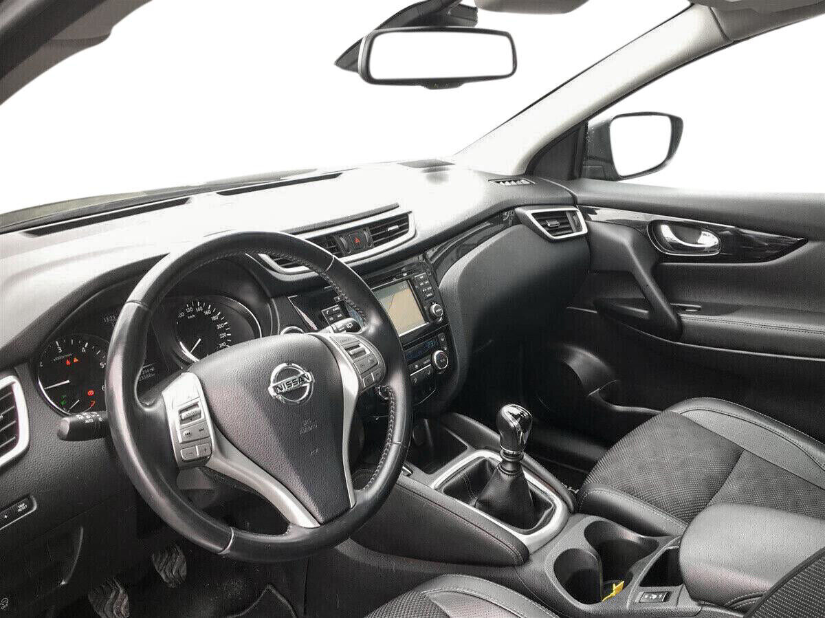 Nissan Qashqai 1,6 dCi 130 Tekna Van - billede 7