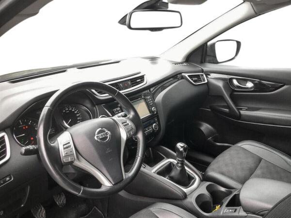 Nissan Qashqai 1,6 dCi 130 Tekna Van billede 7