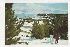Lake Tekapo Canterbury New Zealand Postcard 036b