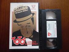 Totò lascia o raddoppia (Totò, Mike Bongiorno, Dorian Gray) - VHS Creazioni rara