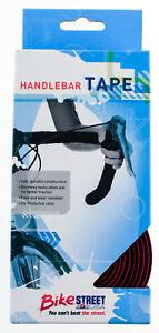 Bicycle Handlebar Tape Anti Slip PU Bike Grip Wraps Shock Absorb Handle Strap 1X