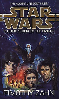 Star Wars - Volume 1: Heir to the Empire, Timothy Zahn | Hardcover Book | Good |