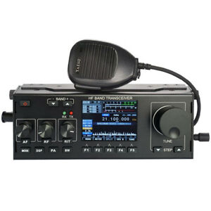 Details about 10-15W RS-918SSB Plus HF SDR HAM Transceiver Transmit TX  0 5-30MHz Power Scaner