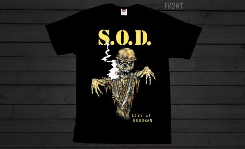 T/_shirt-SIZES:S to 6XL STORMTROOPERS OF DEATH Live at Budokan
