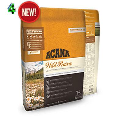 Acana Wild Prairie Dog 11,4 Kg Per Cane