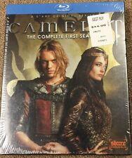 Camelot (Blu-ray Disc, 2011, 3-Disc Set)