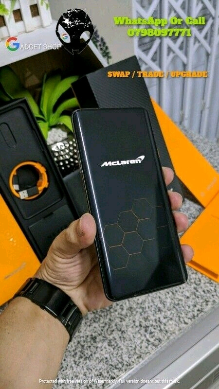 2020 Latest One Plus 7T Pro 5G McLaren Limited Edition | 256GB | 12GB