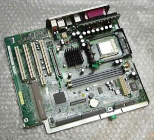Dell 2R433 02R433 Optiplex GX260 Socket 478 Motherboard with CPU, Riser & Tray