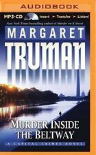 Capital Crimes: Murder Inside the Beltway 24 by Margaret Truman (2015, MP3...