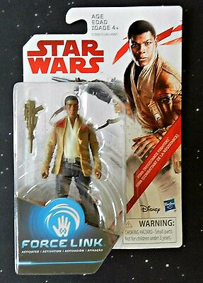 STAR WARS FINN RESISTANCE FIGHTER Force Link Figure MONMC AWESOME
