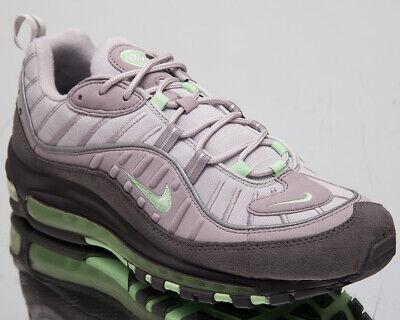 Nike Air Max 98 Men's Size 8.5 Vast Grey Fresh Mint Run