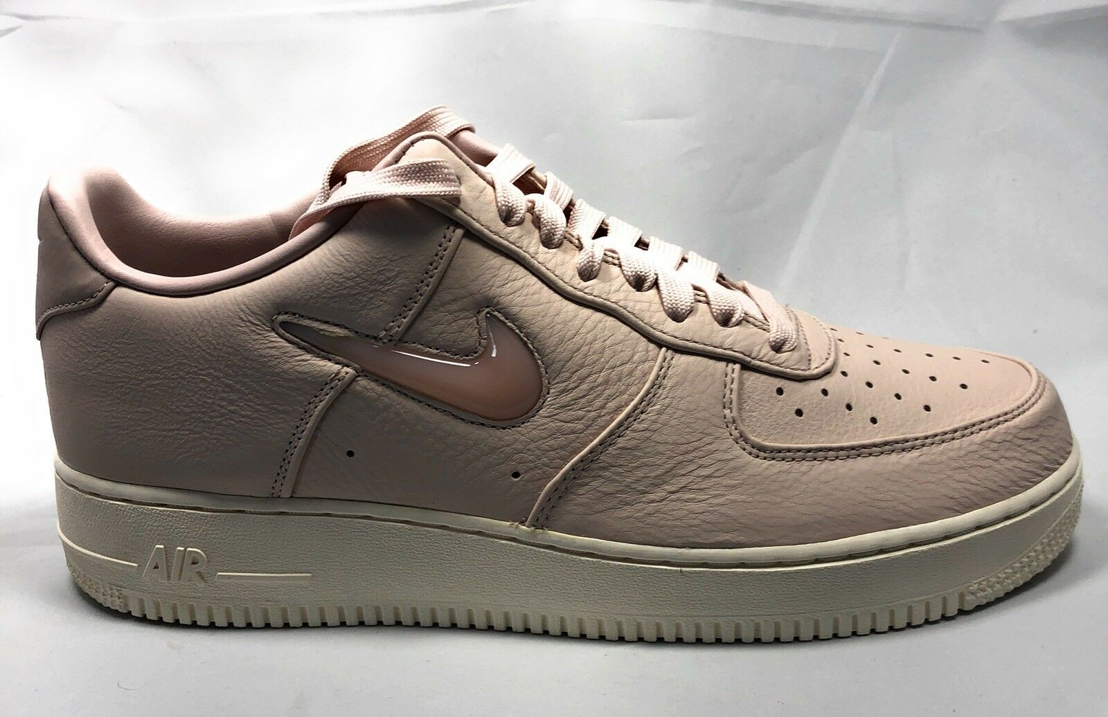 Mens Nike Force 1 Retro PRM 941912 600 Silt Red Brand New Size 9.5