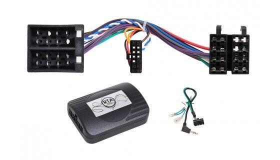 PEUGEOT 206 307 406 807, Auto Radio Adapter + Lenkrad Adapter