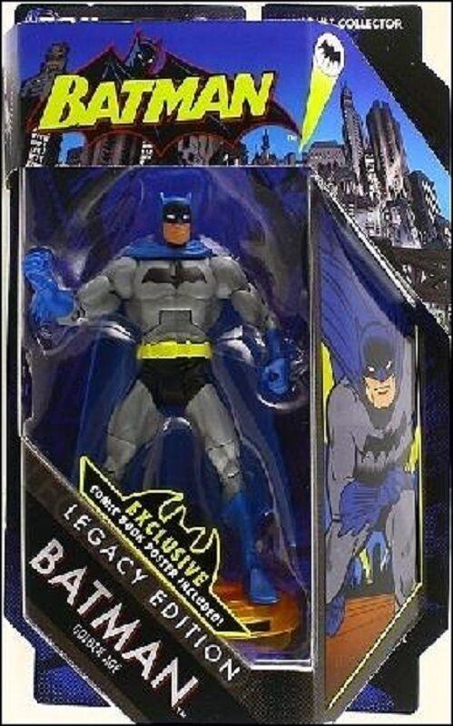 Dc - universum batman legacy edition collection_Golden alter batman.