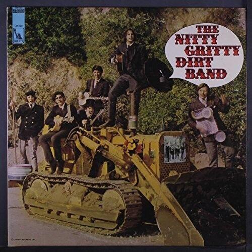 The Nitty Gritty Dir - Nitty Gritty Dirt Band [New CD] Japanese Mini-Lp Sle
