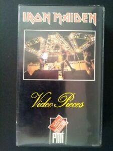 Cassette-video-Iron-Maiden-Parfait-etat