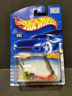 2001 Hot Wheels #45 First Editions 33//36 Mo/' Scout 28766