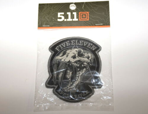 5.11 TACTICAL APEX PREDATOR PROMO PATCH MORALE PATCH NEW HOOK//LOOP DISCONTINUED