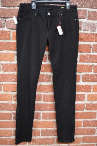Rockstar 1r1f Zipped 31 Kvinders Jeans Grå 34 Acidwash Cuff Skinny rvAr4qx