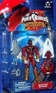 Power Rangers Mystic Force Metallic Red Ranger Nouveau 5   Power Rangers Mystic Force Metallic Red Ranger New 5