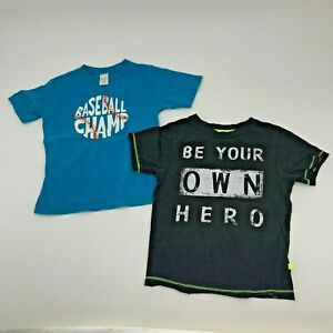 Gymboree Kind is Cool Boy's Short Sleeve Graphic T-Shirts ...