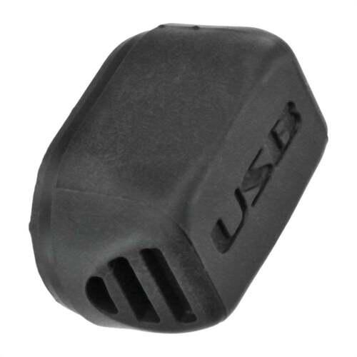 100m Expanderseil schwarz Gummiseil 6mm Anhängernetz Monoflex PP