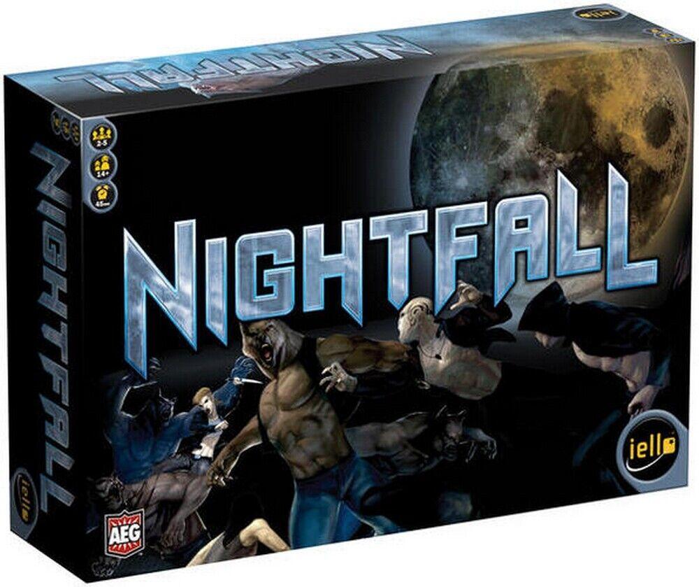 Nightfall  l'extension l'extension l'extension Loi Martiale - Jeux de société édition IELLO c72da3