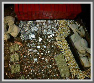 ESTATE-LOT-SALE-OLD-RARE-US-COINS-GOLD-SILVER-BULLION-GEMS-CURRENCY-HOARD