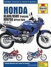 Honda XL600/650 Motorcycle Repair Manual by John H Haynes (Paperback, 2016)