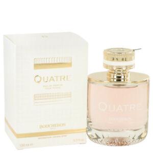 Boucheron Quatre Pour Femme Edp Eau de Parfum Spray 100ml
