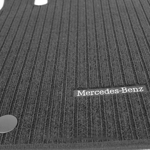Nuovo Originale Mercedes Benz Classe C W205 Anteriore Tappetino Set