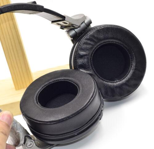 Ear pads cushion Real Leather for Pioneer HDJ1000 HDJ2000 HDJ1500 Headphones