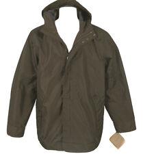 NEW! $248 Timberland Bridgeton 3 in 1 Jacket (Coat)!  M  Brown  *2 Coats in 1*