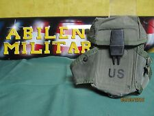 Military Army Surplus OD Ammo Pouch Case M-16 M16 223 Holds 3 30 Round Magazines