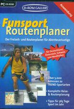 Funsport Routenplaner (noch eingeschweißt!)
