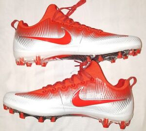 Image is loading NEW-Nike-Vapor-Untouchable-Carbon-Football-Cleats-844816-