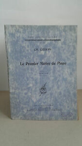 Ch. Czerny - Il Primo Master Del Piano - Edizione A.Durand & Fili - N° 9332