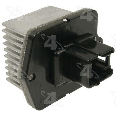 HVAC Blower Motor Resistor-Resistor Block 4 Seasons 20301