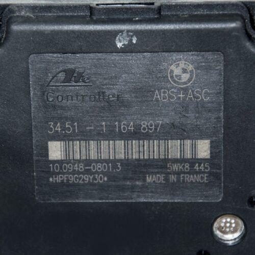 1⭐⭐⭐ ABS Steuergerät Hydraulikblock 34.51-1164897 1164896 3451-1164896 BMW ⭐⭐⭐