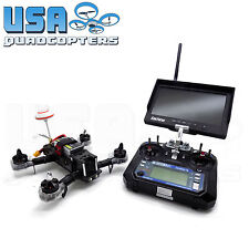 Eachine Falcon210 RTF FPV Racing Drone Naze32 with DVR Monitor Battery Charger