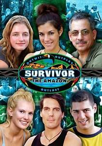 Survivor: Amazon (DVD, 2012)