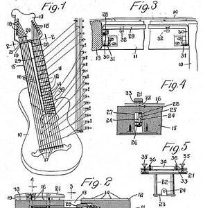 2019 Nouveau Style Ancien / Vieux Guitare / Mandoline: Fender,gibson.. 1850-1980