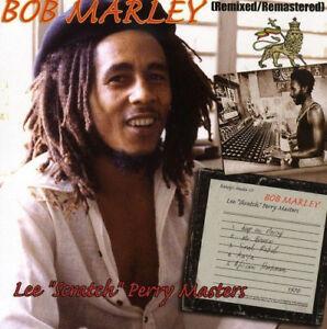 Bob-Marley-Lee-Scratch-Perry-Masters-New-Vinyl-LP-Colored-Vinyl