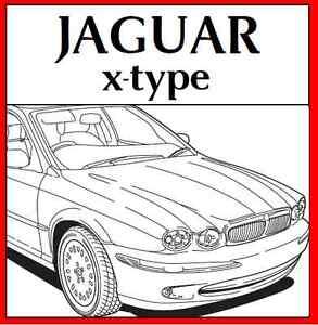 Jaguar x type service manual pdf.