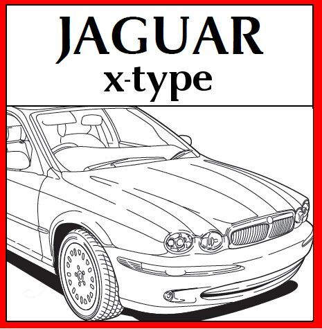 jaguar x type xtype x type workshop repair service manual 2001 rh ebay com 2001 jaguar s type manual pdf 2000 jaguar s type manual pdf